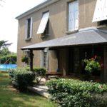 Chambres d'hôtes Le Prieure entree Centre-Val de Loire Indre
