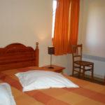 B&B Le Prieure slaapkamer Centre-Val de Loire Indre