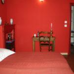 Centre-Val de Loire Indre Le Prieure B&B slaapkamer stijlvol en luxe