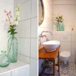 Grand-Est Meuse L'Orchidee Sauvage bed en breakfast badkamer huiselijke sfeer