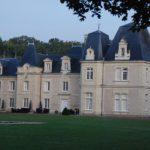 Nouvelle Aquitaine Vienne kasteel met kasteeltuin rustige landelijke omgeving