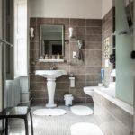 Nouvelle Aquitaine Vienne vakantieverblijf luxe badkamer kasteel de Jarnay