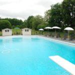 Nouvelle Aquitaine Vienne chambres dhotes zwembad bij kasteel de Jalnay