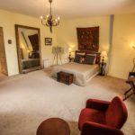 Nouvelle Aquitaine Vienne luxe vakantieverblijf kasteelkamer de Jalnay