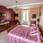Nouvelle Aquitaine Vienne luxe kamer chambres dhotes Chateau de Jalnay