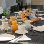 Nouvelle Aquitaine Vienne bed and breakfast ontbijt luxe bij kasteel de Jalnay