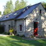 Bretagne Cote d'Armor chambres dhotes atelier KerAnna huis oude boerderij