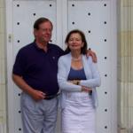 Nouvelle Aquitaine Vienne eigenaren Rob en Marie-Louise van de Bos B&B chateau de Jalnay
