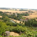 Centre-Val de Loire Loir-et-Cher B&B cote Jardin platteland vieuw