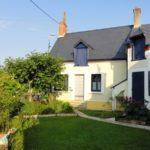 Centre-Val de Loire Indre huis met eigen ingang B&B dormir en route