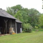 Centre-Val de Loire Indre schuur met tuin en gras B&B dormir en route