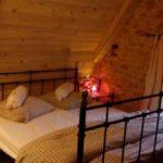 Lot Occitaine chambres dhotes sfeervolle kamer domaine de Velle