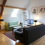 Allier Auvergne Rhone-Alpes vakantiewoning gezellige salon sfeervol
