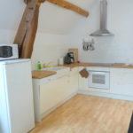 Allier Auvergne Rhone-Alpes chambres dhotes keuken met magnetron en oven