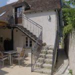 Allier Auvergne Rhone-Alpes huis met terras