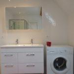 Allier Auvergne Rhone-Alpes vakantiehuis met dubbele wasbak en wasmachine