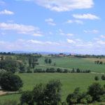 Allier Auvergne Rhone-Alpes platteland chambres dhotes uitzicht