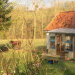 Somme Hauts-de-France B&B rust ruimte huis met tuin
