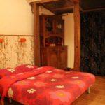 Somme Hauts-de-France bed and breakfast slaapkamer sfeervol platteland