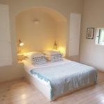 Gard Occitaine bed and breakfast slaapkamer