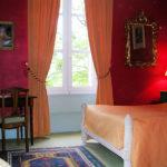 Indre-et-Loire Centre-Val de Loire slaapkamer kasteel bed and breakfast sfeervol chique