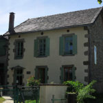 Allier Auvergne Rhone-Alpes oude dorpsschool huis chambres dhotes