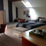 Allier Auvergne Rhone-Alpes accommodatie slaapkamer