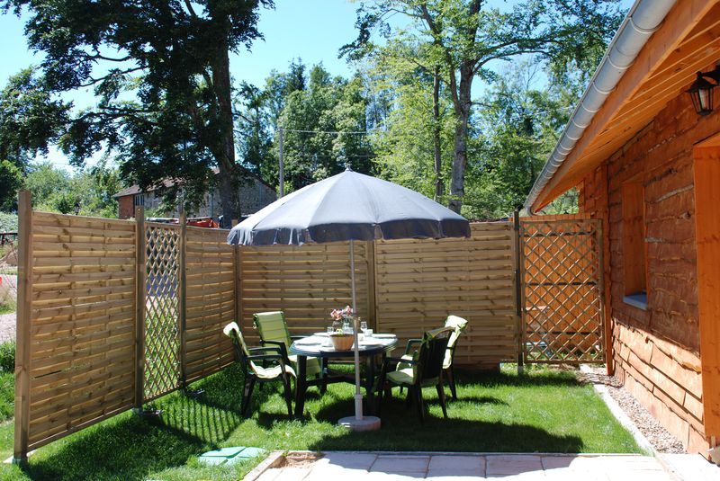 chambres dhotes Aire les Biefs – tuin01