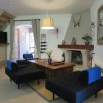Dordogne Nouvelle Aquitaine chambres dhotes salon