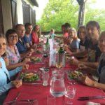 Dordogne Nouvelle Aquitaine vakantieverblijf gastvrij eettafel