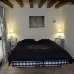 Centre-Val de Loire Indre kamer met hastens bed