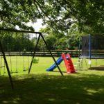 Centre-Val de Loire Indre speeltuin trampoline kinderen bed en breakfast