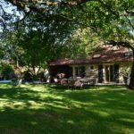 Centre-Val de Loire Indre tuinkamer terras tuin ruimte kleinschalig chambres dhotes