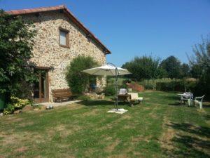 Charente Nouvelle Aquitaine vakantieverblijf platteland