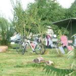 Charente Nouvelle Aquitaine camping rust ruimte kleinschalig