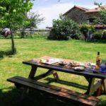 Charente Nouvelle Aquitaine chambres dhotes picknick frans platteland