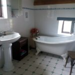 Ardeche badkamer chambres dhotes