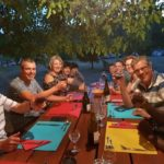 Ain Auvergne Rhones-Alpes camping eten kleinschalig
