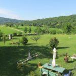 Ain Auvergne Rhones-Alpes vieuw landelijk