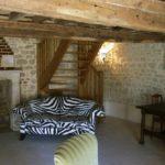 Normandie Orne vakantieverblijf kamer