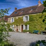 Normandie Orne boerderij vakantieverblijf