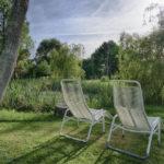 Normandie Orne tuin uitzicht plattelijk ruimte rust chambres dhotes
