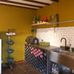Centre-Val de Loire Indre B&B stoer rust kleinschalig keuken