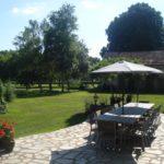 Centre-Val de Loire Indre tuin B&B ruimte rust kleinschalig
